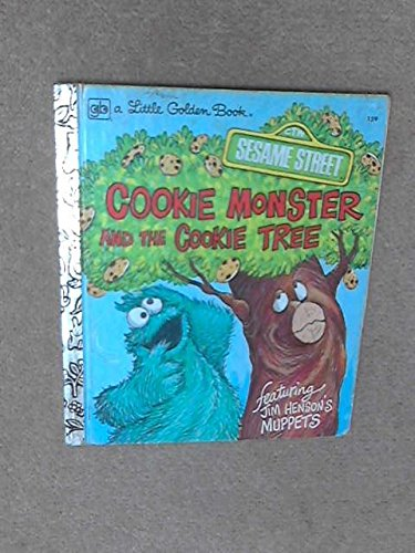 9780307601599: Cookie Monster and the Cookie tree (A Sesame Street book)