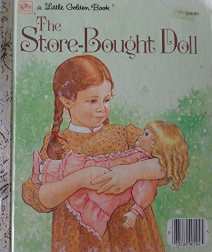 9780307601933: The Store-Bought Doll (Little Golden Book)