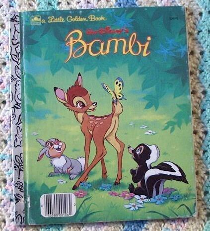 9780307601964: Walt Disney's Bambi (Little Golden Book)