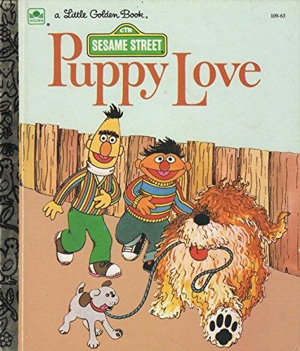 9780307602053: Sesame Street: Puppy Love (Little Golden Book)
