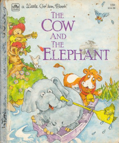9780307602190: The Cow and the Elephant