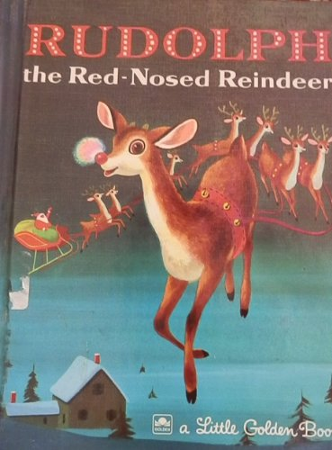 9780307602602: Rudolph the Red-Nosed Reindeer (Little Golden Readers)