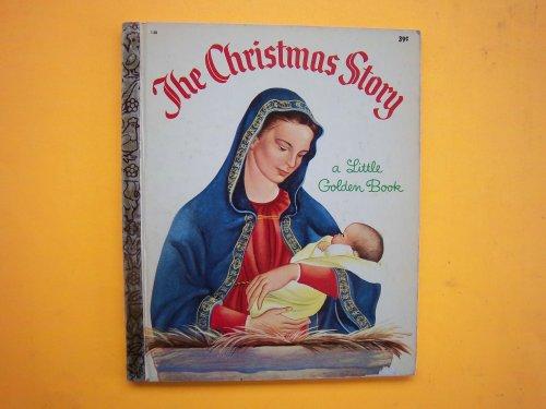 9780307602671: The Christmas Story (Little Golden Readers)