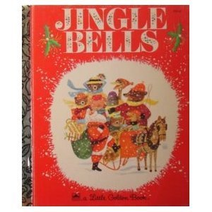 9780307602800: Jingle Bells (Little Golden Readers)