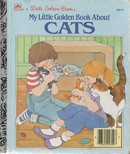 9780307603043: My little golden book about cats (A Little golden book)
