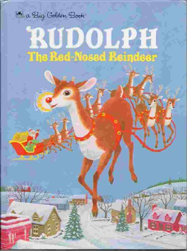 9780307603432: Rudolph the Red-Nosed Reindeer (Big Picture Books)