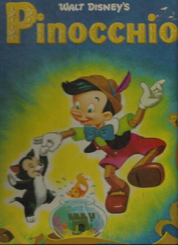 9780307604095: Walt Disney's Pinocchio: From the Motion Picture