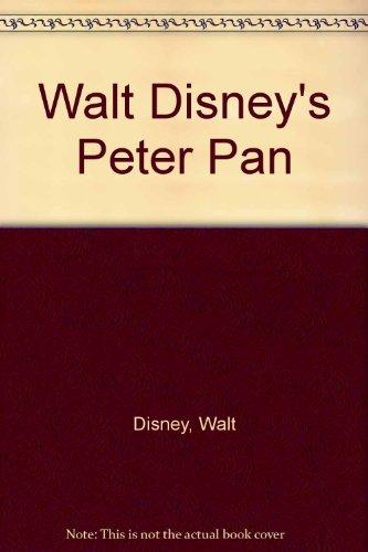 9780307604279: Walt Disney's Peter Pan