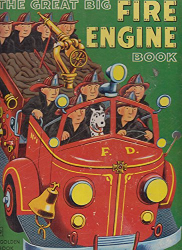 9780307604705: Great Big Fire Engine Book