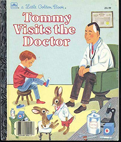 9780307604804: Tommy Visits the Doctor