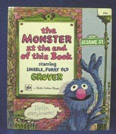 Monster at the End of This Book (030760506X) by Jon Stone