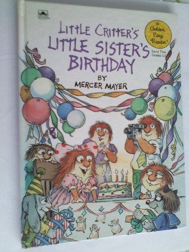 9780307606655: Little Sister's Birthday (Little Sister of Little Critter)