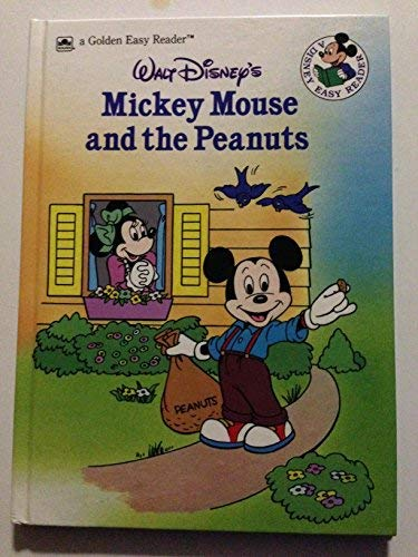 9780307606914: Walt Disney's Mickey Mouse and the Peanuts (Golden Easy Reader-Disney Easy Reader)