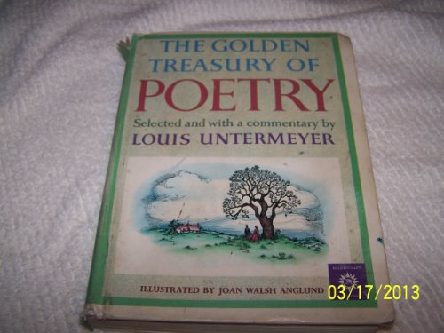 9780307608529: The Golden Treasury of Poetry (Golden Storybooks)