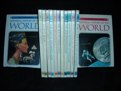 The Universal History of the World (multi-volume)