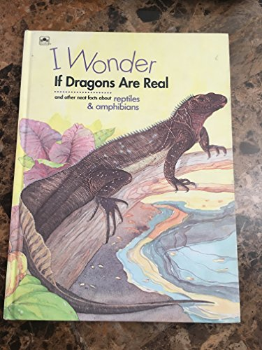 I Wonder If Dragons Are Real: And: Annabelle Donati; Illustrator-Suzanne