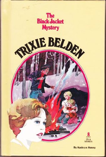 9780307615411: The Black Jacket Mystery (Trixie Belden)