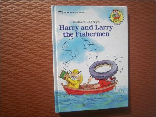 9780307616531: Richard Scarry's Harry & Larry the Fishermen (Best Readers Ever)