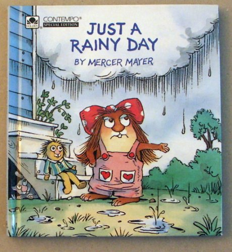 9780307616821: Just a Rainy Day (Little Sister of Little Critter)