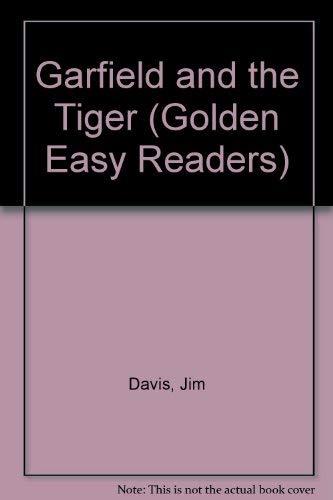 Garfield and the Tiger (Golden Easy Readers): Davis, Jim, Kraft,