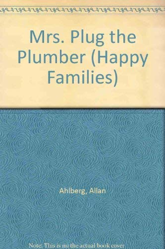 9780307617064: Mrs. Plug the Plumber (Happy Families)