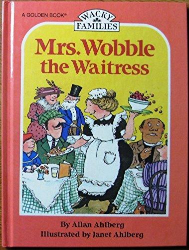 9780307617071: Mrs. Wobble the Waitress (Happy Families)