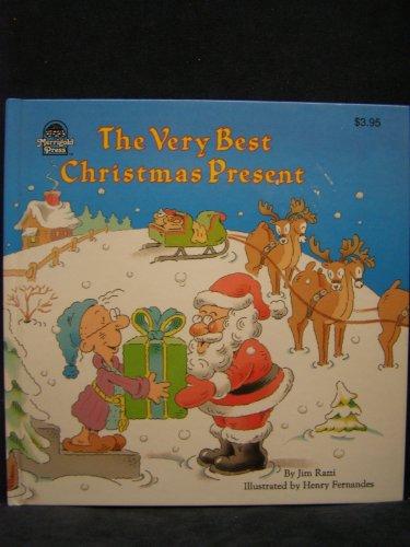9780307617118: The Very Best Christmas Present (Golden Look-Look)