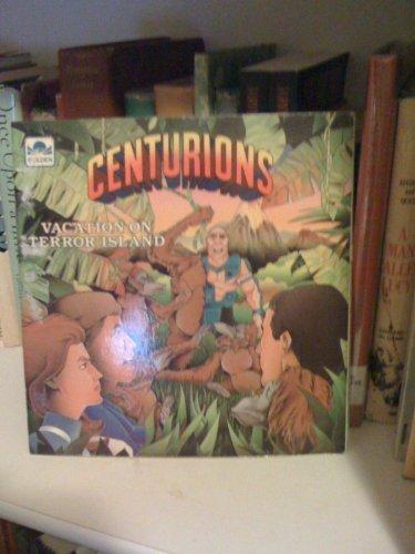 9780307617644: Vacation on Terror Island (Centurions Super Adventure)