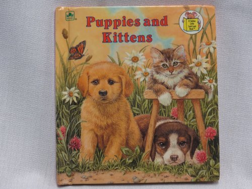 9780307618061: Puppies and Kittens (Little Look-Look Books)