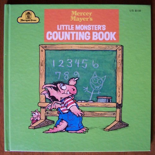 9780307618443: Little Monsters Counting Book