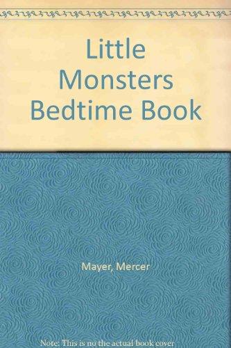 9780307618481: Little Monsters Bedtime Book