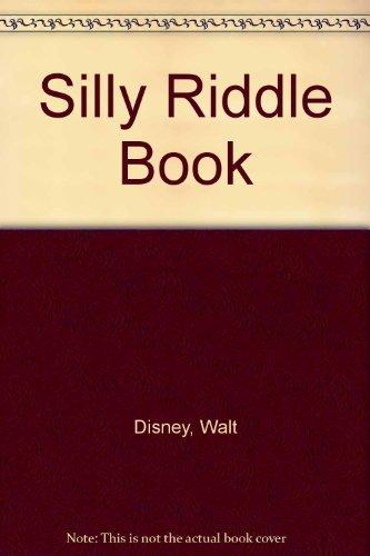 Silly Riddle Book: Disney, Walt