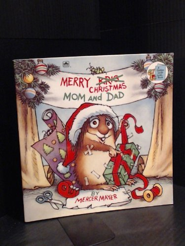 9780307618863: Merry Christmas Mom and Dad (Little Critter)