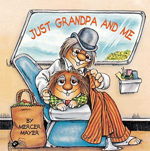 9780307619365: Just Grandpa and Me (Little Critter)