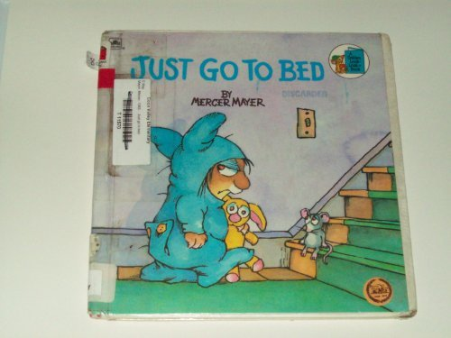 9780307619402: Just Go to Bed (Little Critter)