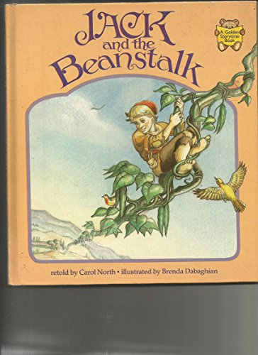 9780307619518: Jack and the Beanstalk (Golden Storytime Book)