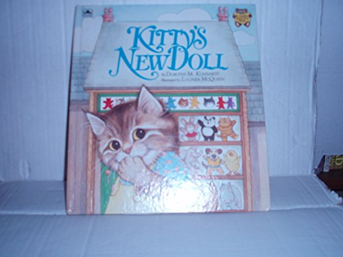 9780307619655: Kitty's New Doll (Golden Storytime Book)