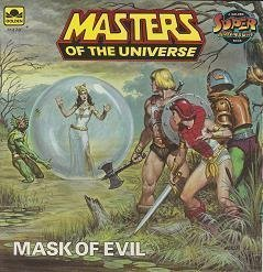 9780307619761: Mask of Evil (Masters of the Universe)