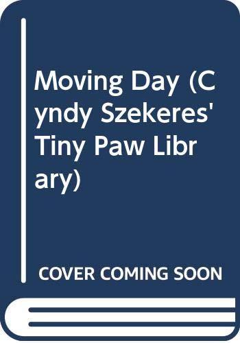 9780307619976: Moving Day (Cyndy Szekeres' Tiny Paw Library)