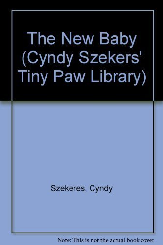 9780307619983: The New Baby (Cyndy Szekers' Tiny Paw Library)