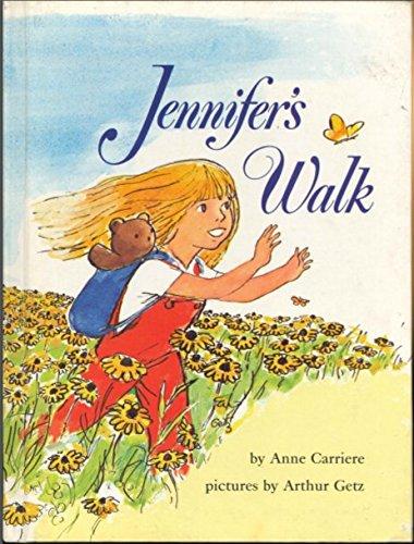 Jennifer's Walk: Carriere, Ann
