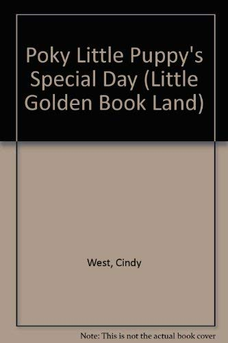 9780307620859: Poky Little Puppy's Special Day (Little Golden Book Land)