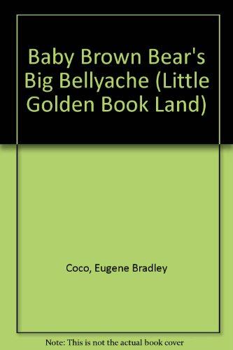 9780307620880: Baby Brown Bear's Big Bellyache (Little Golden Book Land)