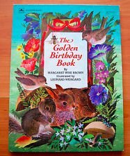 9780307620965: The Golden Birthday Book