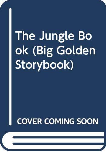 9780307621078: The Jungle Book (Big Golden Storybook)