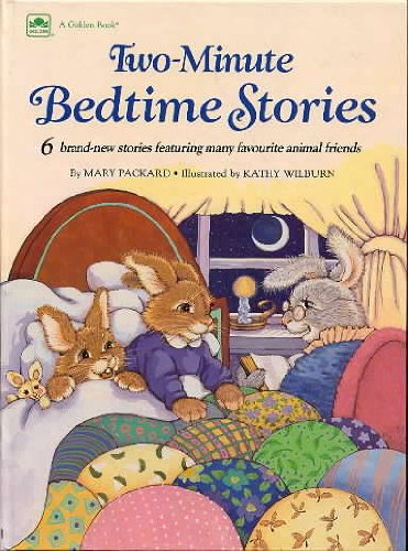 9780307621825: Two-Minute Fairy Tales (Golden Book Two-Minute Stories)