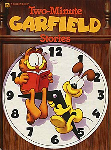 Two Minute Garfield Stories (Two-minute stories): Jim Kraft
