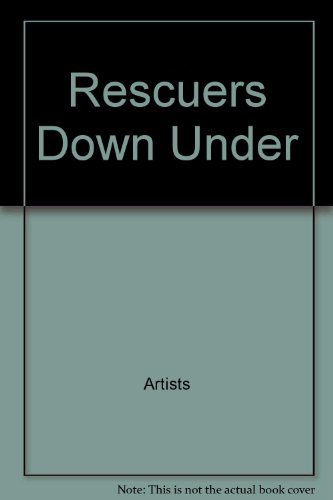 9780307623447: Walt Disney Pictures Presents the Rescuers Downunder