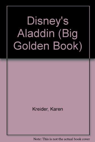 Disney's Aladdin: Kreider, Karen (adaptor}