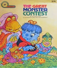 9780307623638: The Great Monster Contest